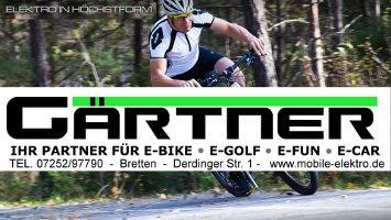 Logo Fahrradhändler Gärtner