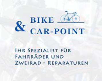 Logo Fahrradhändler Bike und Car-Point